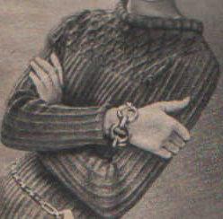 újszerű női pulóver