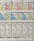 pulóver háromszög mintaval1