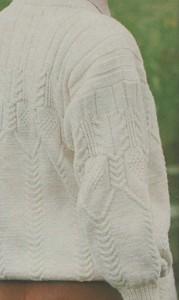 csavarmintá női pulóver