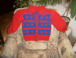 gyermek pulóver