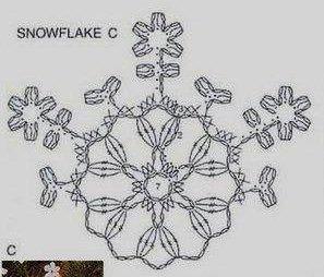 hópehely1 rajza