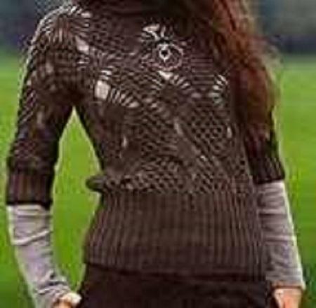 horgolt-pulover