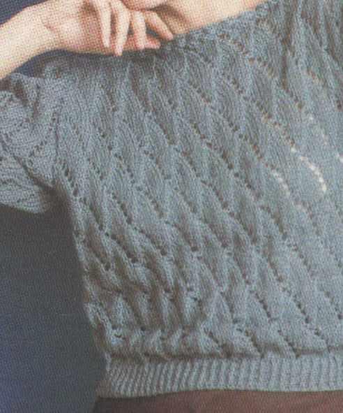noi pulover csipkemintaval